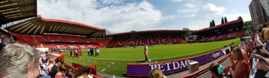 Charlton Athletic Panorama