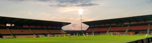 FA WSL Spring Series Arsenal v Reading
