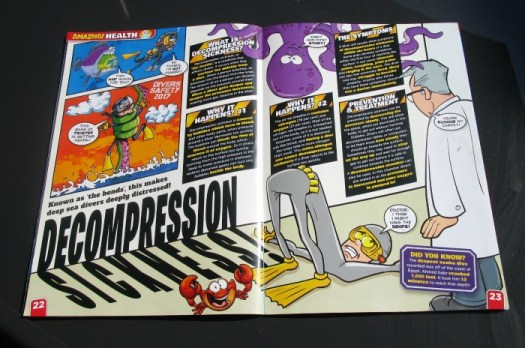 Amazing Magazine Health
