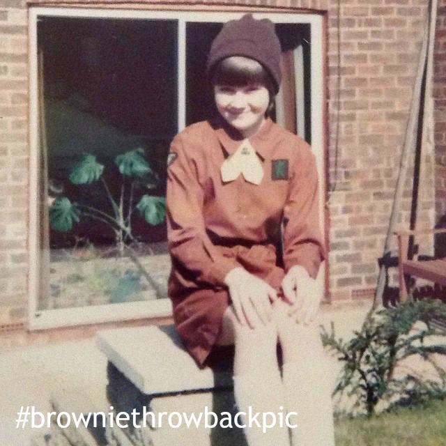 Lottie Blogger Brownie Pack, Brownie Throwback pic