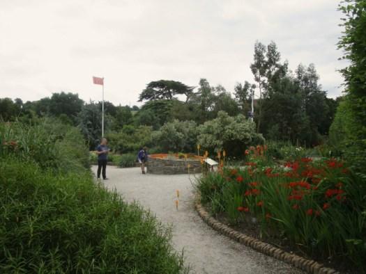 Lullingstone Castle World Garden