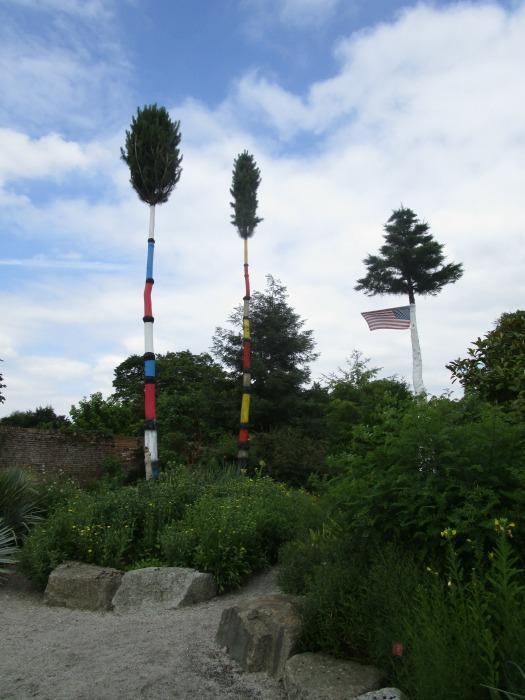 Lullingstone Castle World Garden America area