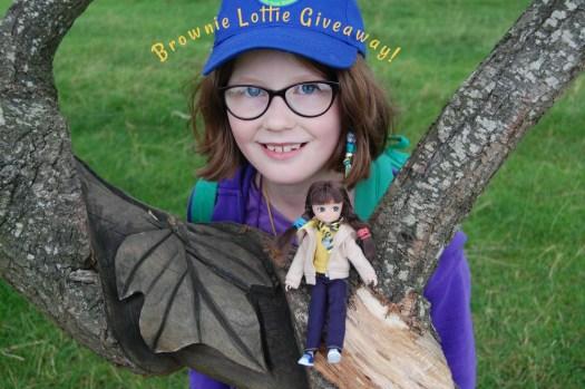 Brownie Lottie Giveaway