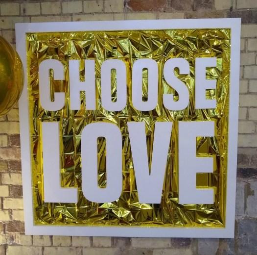 Choose Love - Help Refugees logo