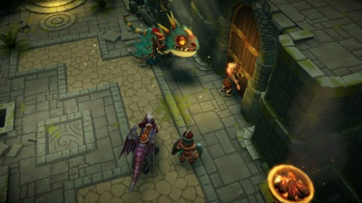 Dragons Dawn of New Riders gameplay