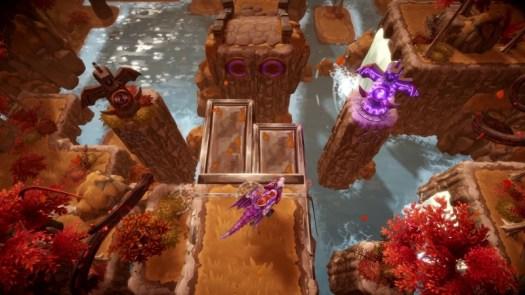 Dragons Dawn of New Riders - screenshot