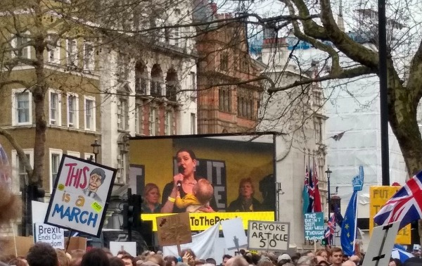 Jo Swinson Put it to the People March 2019