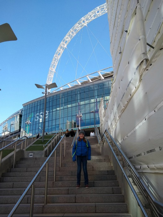 Women's FA Cup Final 2019 - Wembley's a building site