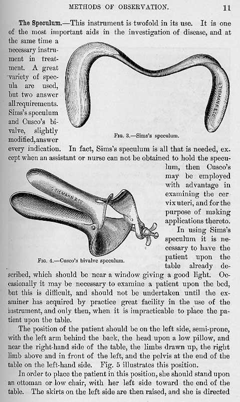 Female Uterus Diseases