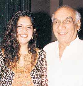 Image result for aditya chopra and payal khanna