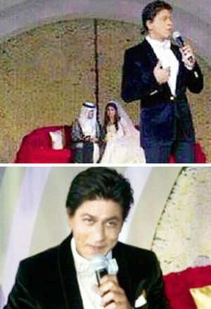 SRK's Rs 8-crore Dubai jig