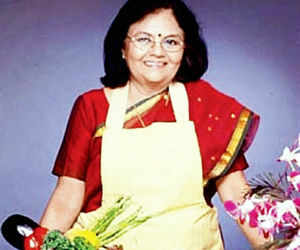 India's 1st lady of food passes away