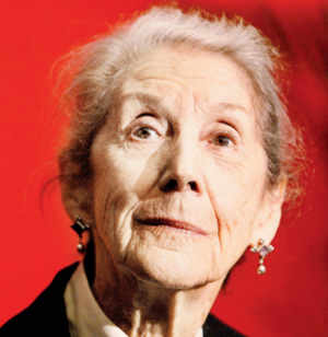 Remembering Nadine Gordimer