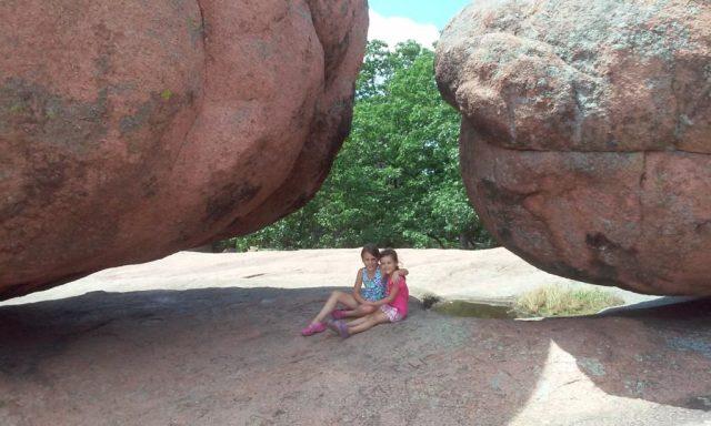 Johnson's Shut-Ins State Park visit