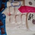 Una torta hot!!!