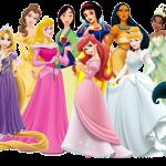 Cialda dipinta con le Principesse Disney per la vincitrice del Giveaway