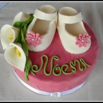 Torta per il primo compleanno di Noemi