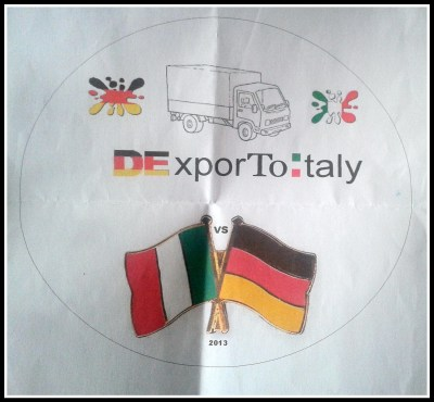 Logo DExporToItaly