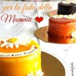 Tortine margheritose per la festa della mamma