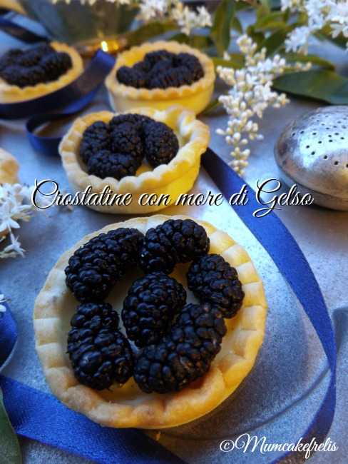 Crostata di more di gelso, Crostata di farina 00 con crema pasticcera e more di gelso, crostatine marmellata, Ricetta crostatina con more di gelso .Diabetes Food, Sweets Treats, Sweets Feast, Heart Food, Recipe Pick, Pinterest Mulberry, Mulberry Trees, Canning Preserves, Mulberry Recipe