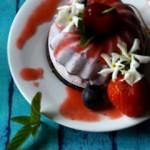 No Bake Berry Cheescake 28929
