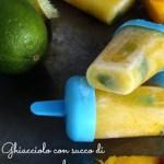 Ghiaccioli alla frutta per Cakes Lab Test&taste