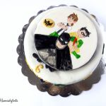 Batman2C Robin2C Ben Ten Torta 28229