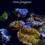 Tartellette con fichi e crema frangipane – Bakewell fig tart