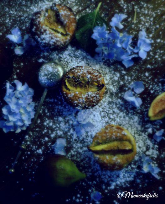 tartellette crema frangipane e fichi