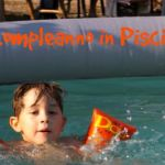 Compleanno in piscina -photoshoot