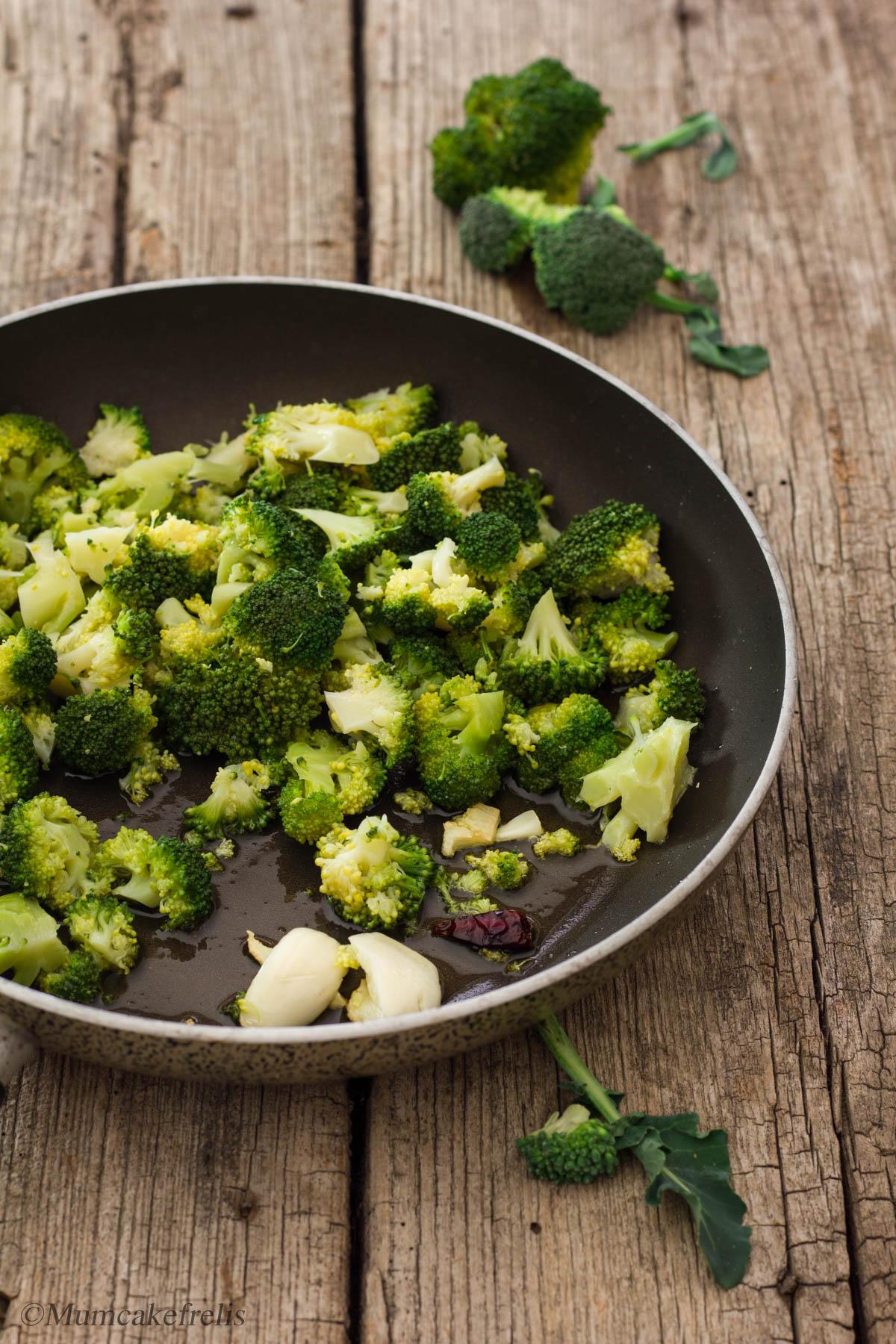 broccolo verde