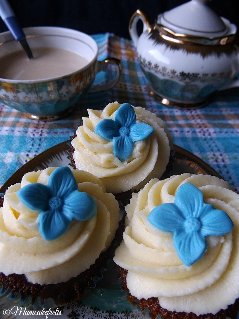 cupcakes al gusto di cappuccino