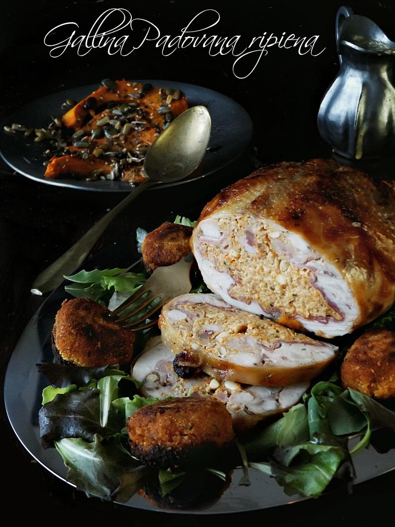 ricetta gallina ripiena