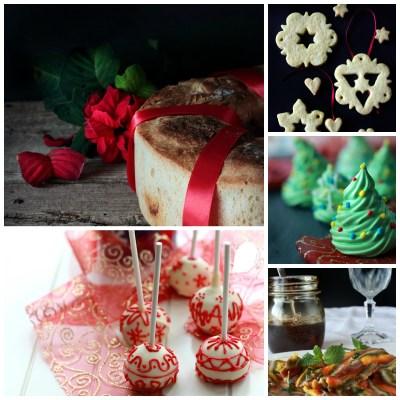 Linky party Handmadechristmas 2015
