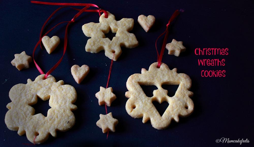 tutorial ghirlande di biscotti