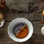 vellutata bicolore con noci e pancetta (4)