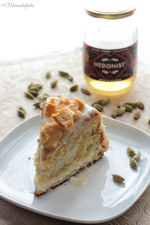 frosting mascarpone e miele