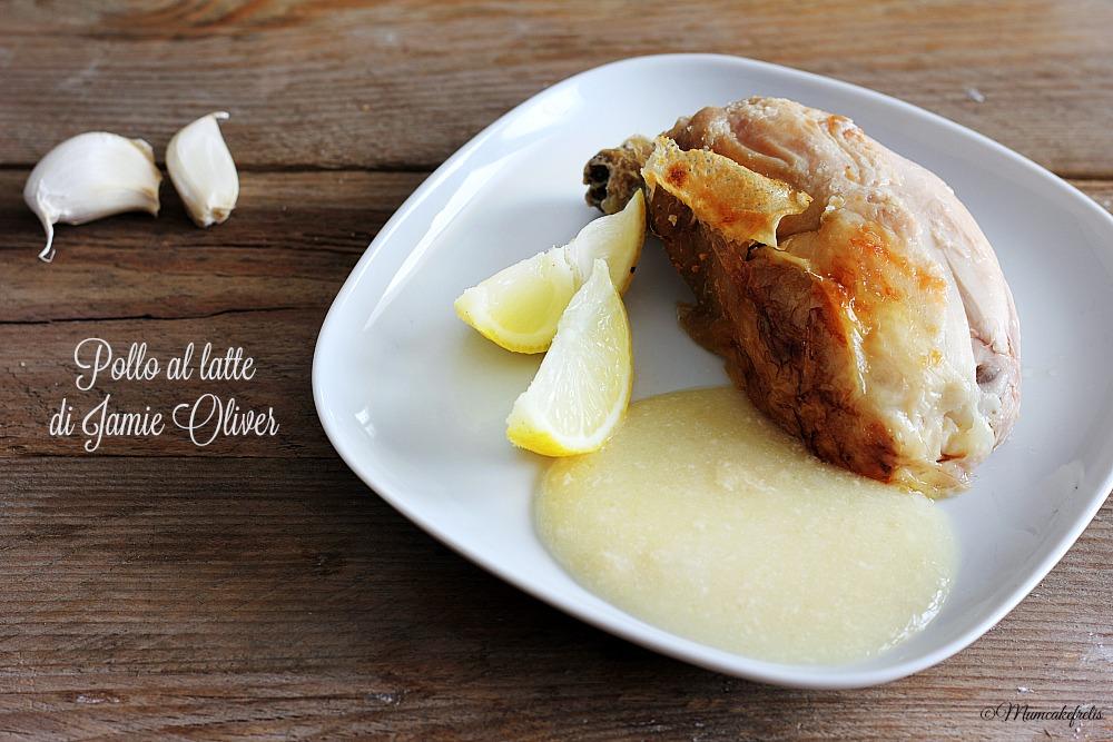Jamie Oliver: ricetta del pollo al latte