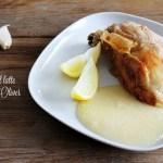 Pollo al latte di Jamie Oliver