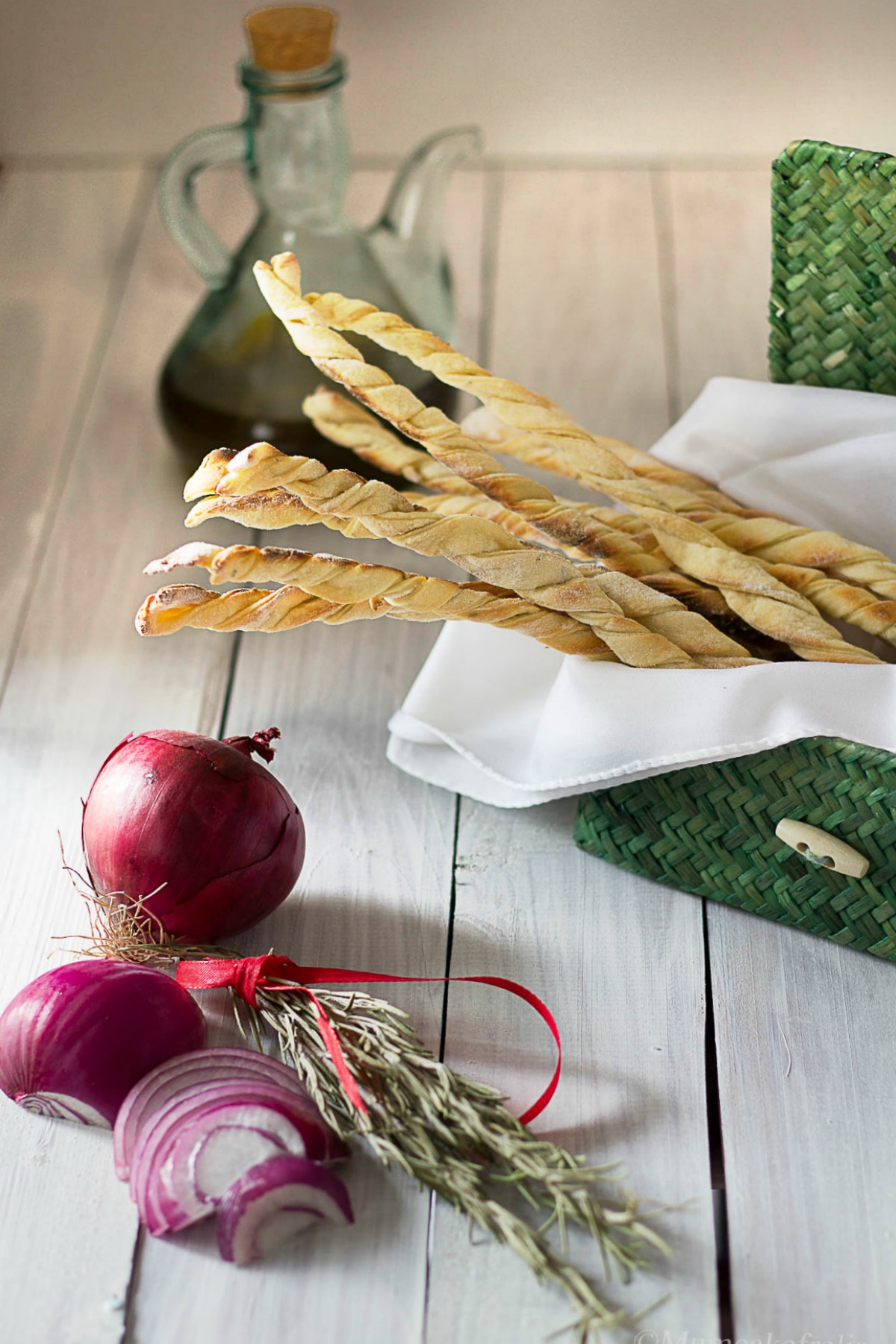 grissini con rosmarino ricetta con scarto di pasta madre