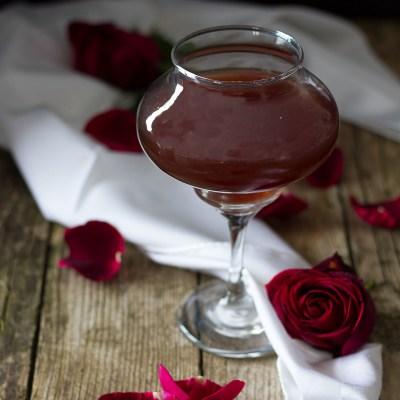 Acqua di rose alimentare