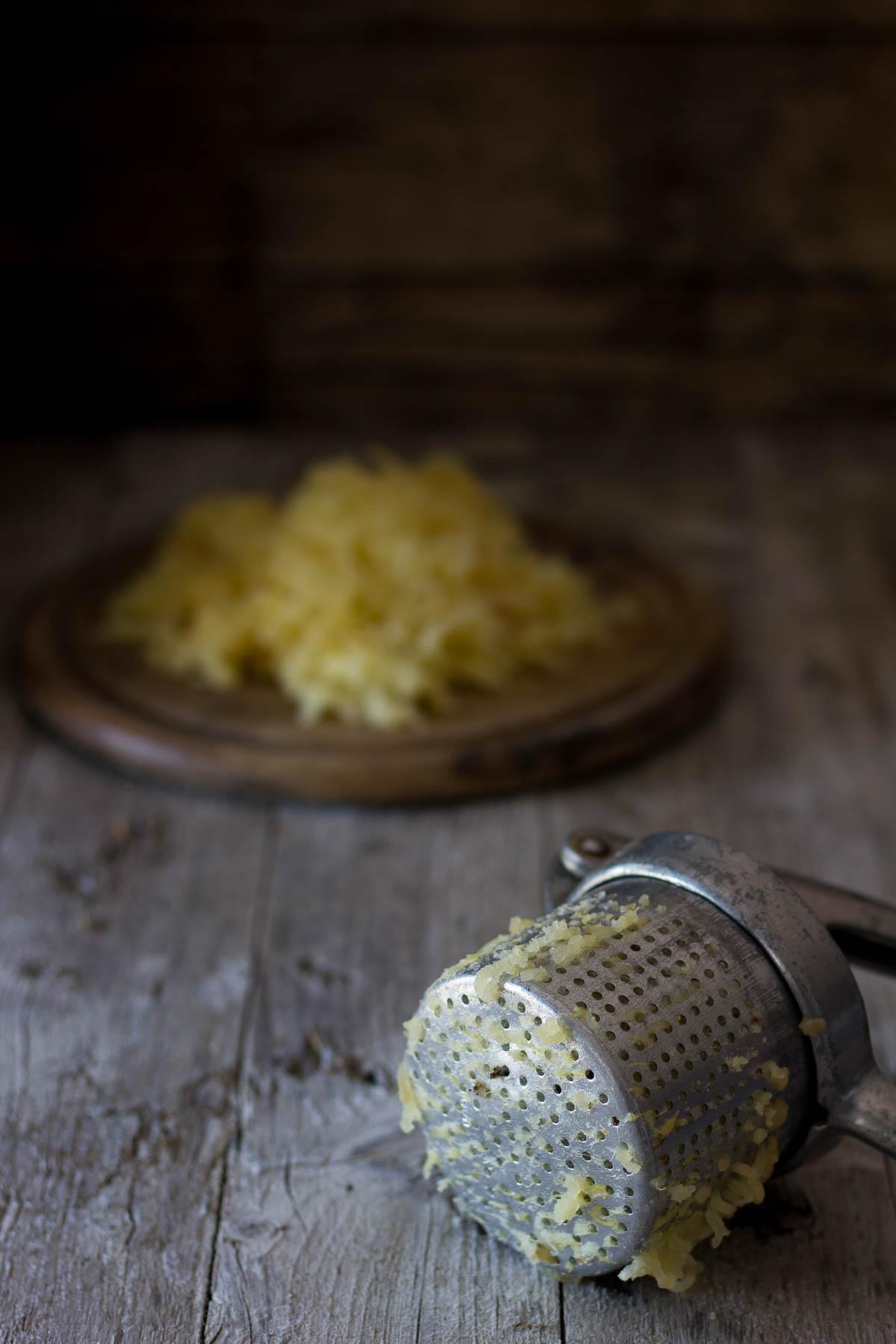 what is gnocchi al gorgonzola