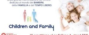 children e family fiera di Vicenza