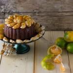 Torta morbida ai mandarini