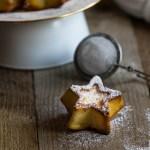 Stelline al bergamotto fresco