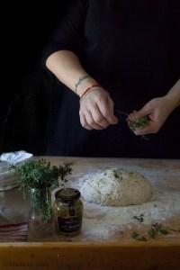 fougasse ricetta