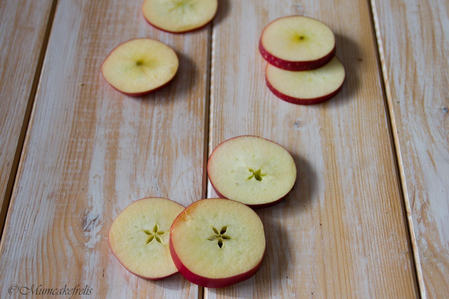 frittelle di mele senza lievito