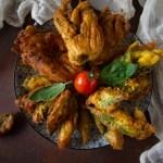 come fare le erbe aromatiche fritte in pastella