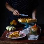 Torta salata di zucca e salsiccia, l'autunno in tavola!