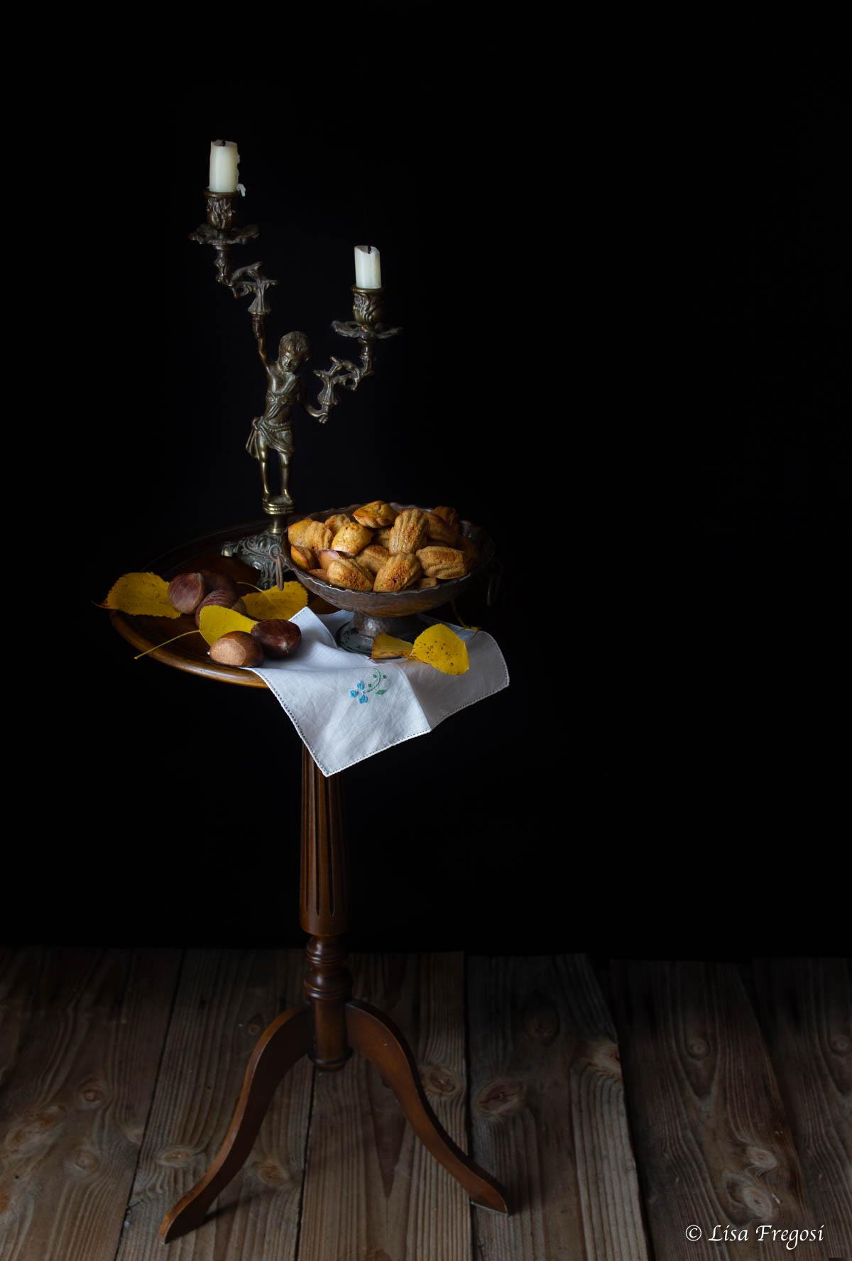 la ricetta delle madeleine